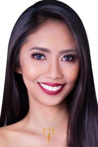 SAN PEDRO CITY -Athena Mari Jamaica Catriz is a contestant of Miss Philippines Earth 2016