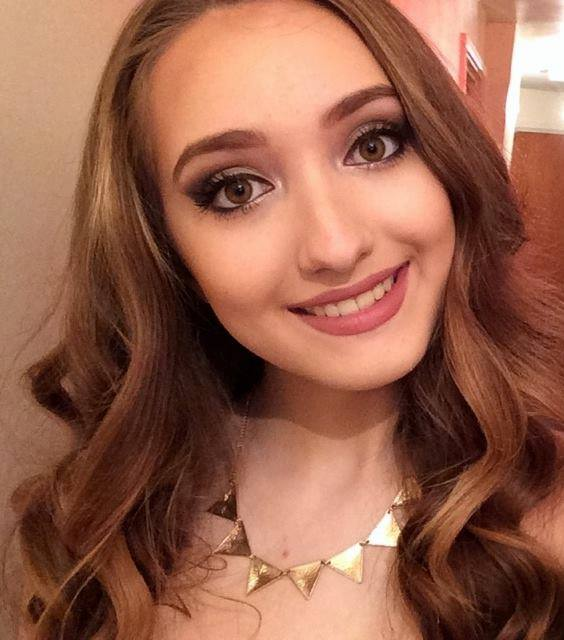 Sophie Leyshon is a contestant of Miss Wales 2016