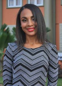 Sophie Rosette is a contestant of Miss Seychelles Another World 2016