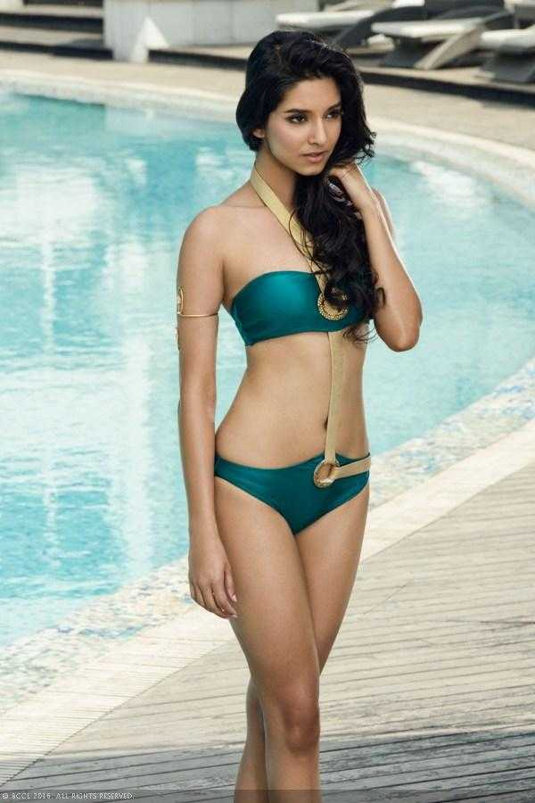 Vaishnavi Patwardhan in Swimsuit