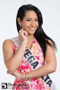 Vega Alta is a contestant of Miss Mundo de Puerto Rico 2016