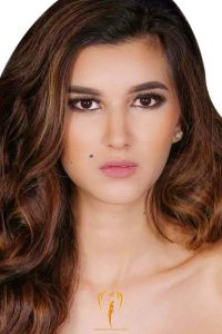 VIENNA, AUSTRIA- Melanie Mader is a contestant of Miss Philippines Earth 2016