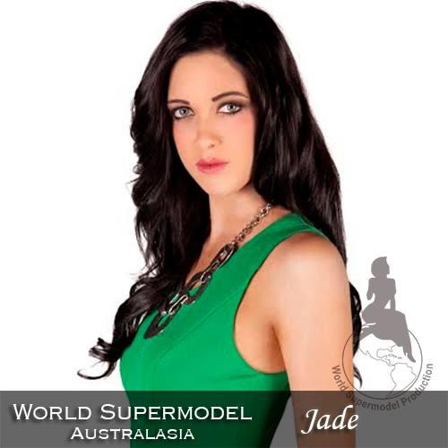 World Supermodel Australasia - Jade is a contestant at World Supermodel 2016