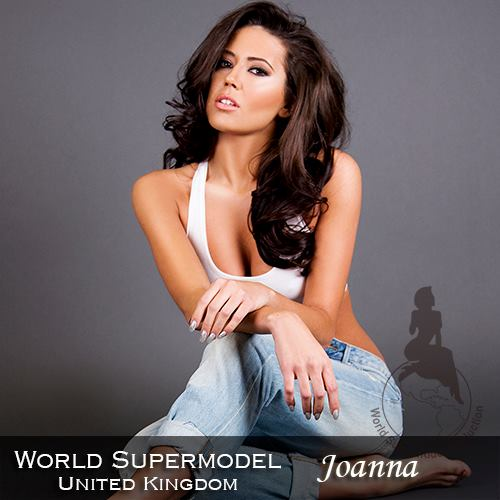 World Supermodel United Kingdom - Joanna is a contestant at World Supermodel 2016