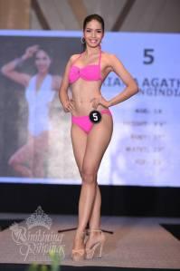 Binibini #5- Riana Agatha Pangindian