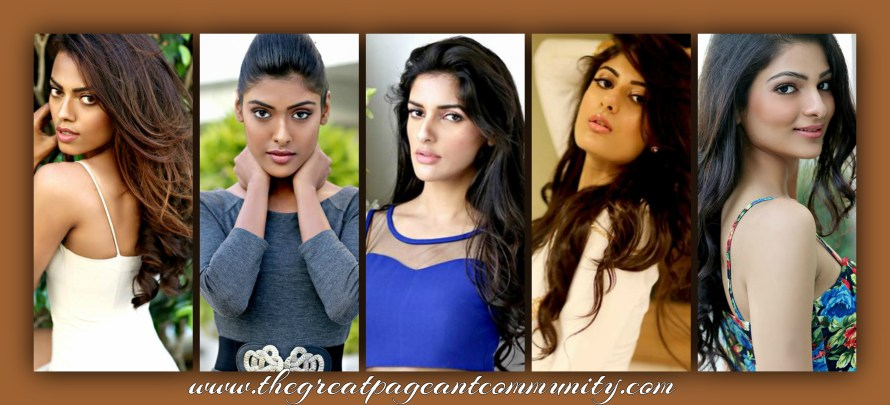 Femina Miss India 2016 Final Hotpicks winner of Femina Miss India 2016 will represent India at Miss World 2016