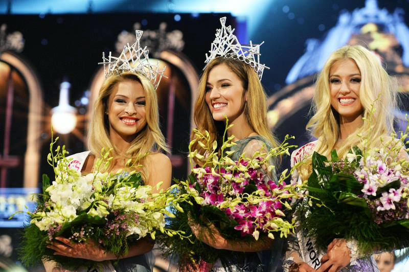 Natálie Kotková is Miss World Czech Republic 2016