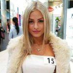 Kristýnka Kubíčková is Miss Earth Czech Republic 2016