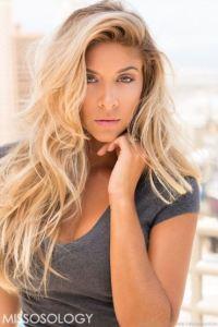 Miss Florida USA 2016, Brie Gabrielle