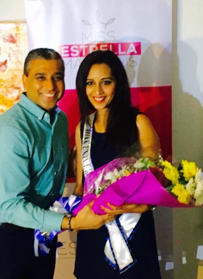Kushboo Ramnawaj crowned Miss Universe Mauritius 2016