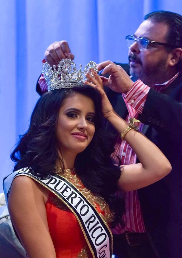 Kiara M. Rodriguez is Miss United Continents Puerto Rico 2016