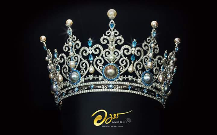 Miss Thailand World 2016 Crown