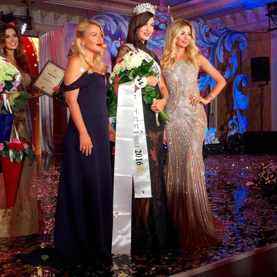 Alena Spodynyuk won Miss Ukraine 2016 she will represent Ukraine at Miss Universe 2016 pageant
