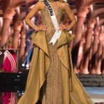 Christina Denny, Miss Maryland USA competes during the evening gown competition at Miss USA 2016 preliminary show