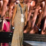 Elena LaQuatra, Miss Pennsylvania USA competes during the evening gown competition at Miss USA 2016 preliminary show