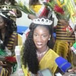 Sandra Araújo will represent Guinea-Bissau at Miss World 2016