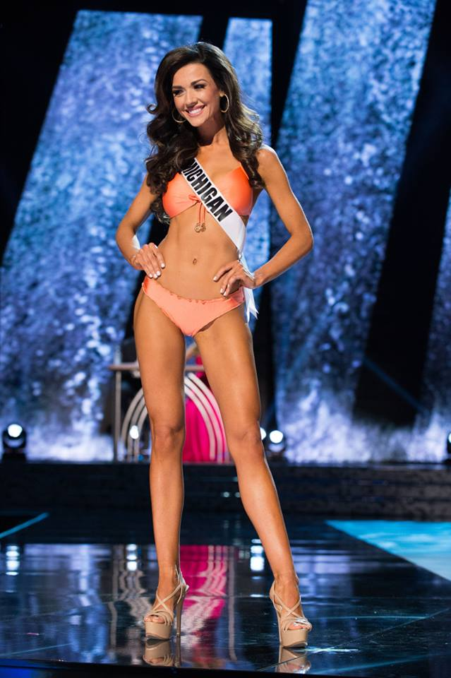 Susie Leica, Miss Michigan USA 2016 is one of our favorite to win Miss USA 2016 pageant in Miss USA 2016 Final Hotpicks