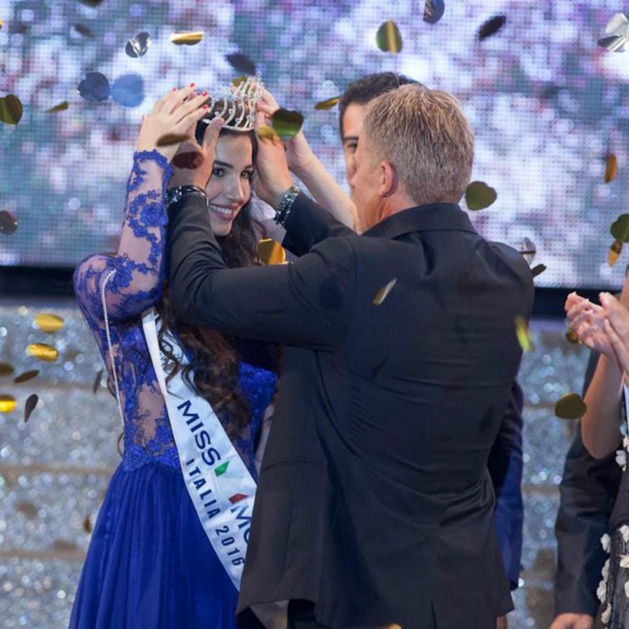 Giada Tropea won Miss Mondo Italia 2016 she will represent Italy at Miss World 2016