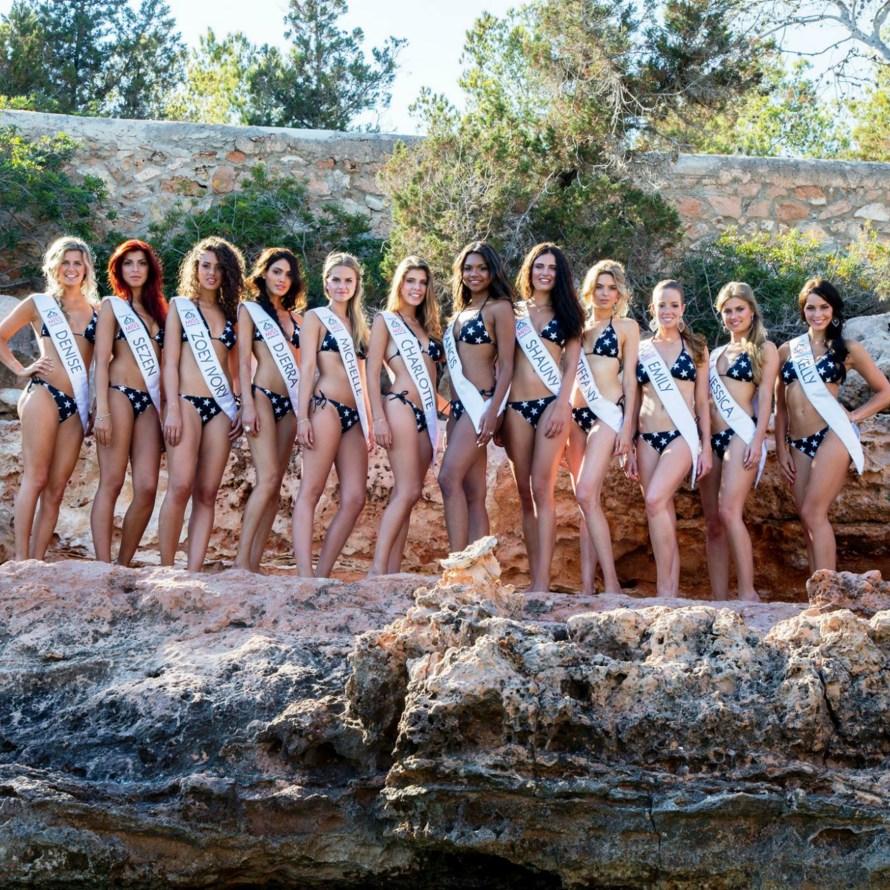 Meet Miss Nederland 2016 Contestants
