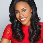 Camille Sims Miss New York, will represent New York at Miss America 2017
