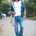 Nikhil Malik is a contestant of Gladrags Megamodel Manhunt 2016