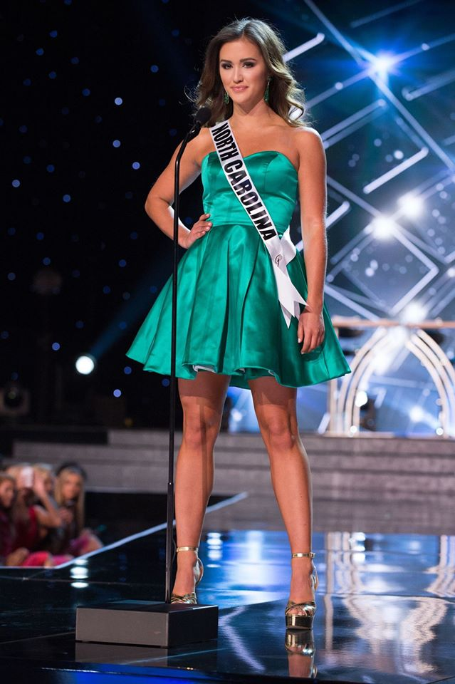 Devin Gant, Miss North Carolina US A 2016is one of our favorite to win Miss USA 2016 pageant in Miss USA 2016 Final Hotpicks