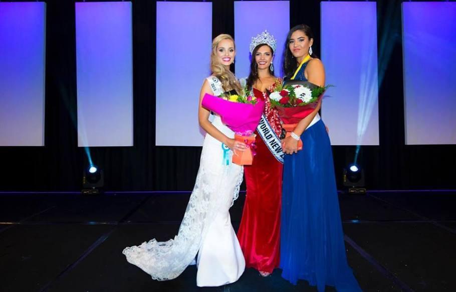 Karla de Beer is Miss World New Zealand 2016