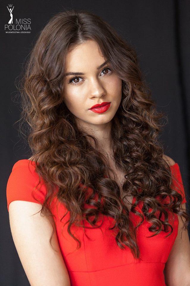 Paulina Rułka  is Miss Polonia 2016 Contestants