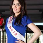 Meriem Hammami will represent Tunisia at Miss World 2016