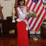 Kyrelle Thomas will represent US Virgin Islands at Miss World 2016