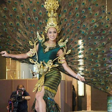 Adcharee Buakhiao is Miss Earth Thailand 2016