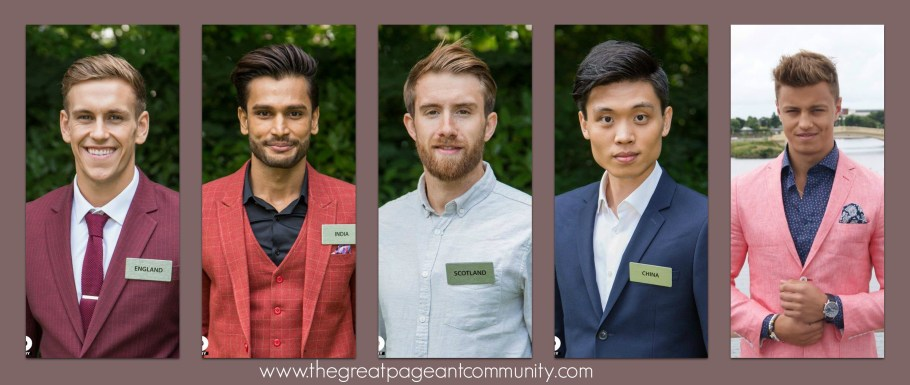 Challenger event winners (L-R) Sports: England,Christopher Bramell. Multimedia: India,Rohit Khandelwal. Extreme Challenge: Scotland: Tristan Cameron-Harper. Fashion:China ,Chang Zhousheng & Talent: Rafał Jonkisz.