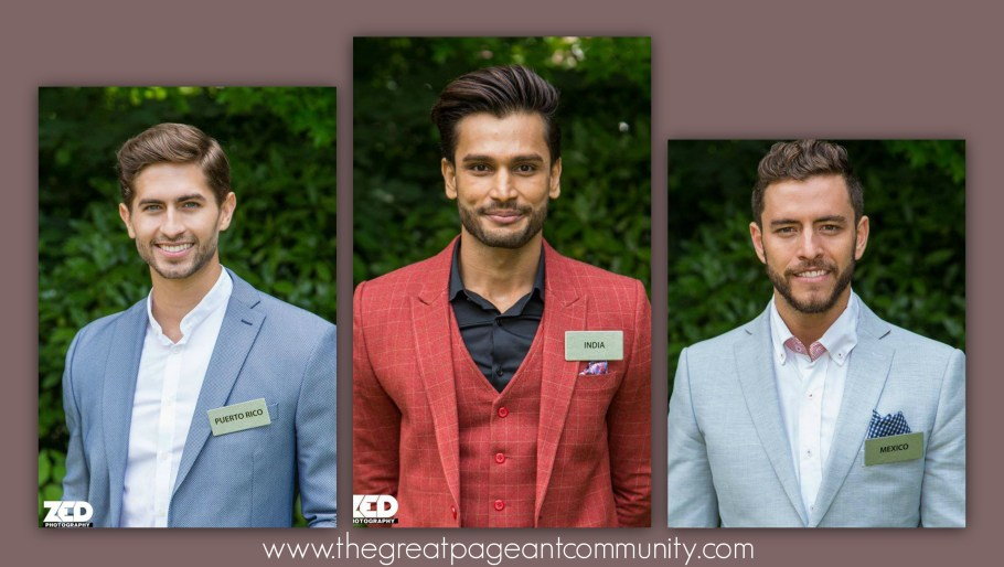Rohit Khandelwal from India wins Mr.World 2016