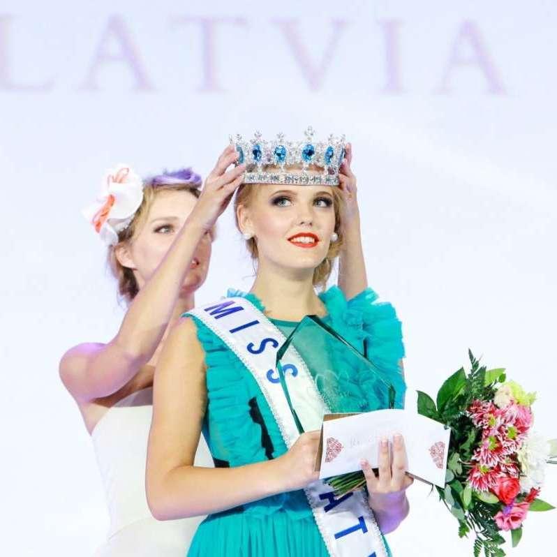 Linda Kinca is chosen as Miss Latvia 2016