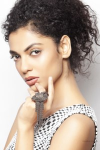 Subhomita Banerjee is a contestant at India's Next Top Model Season 2