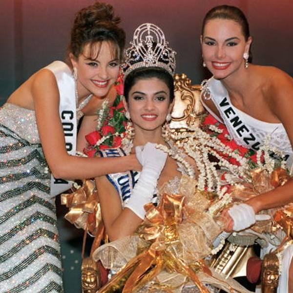 Opinion: Sushmita Sen should host or judge Miss Universe 2016!