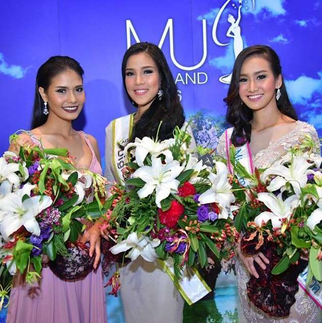 Miss Universe Thailand 2016 Special Award WinnersMiss Universe Thailand 2016 Special Award Winners
