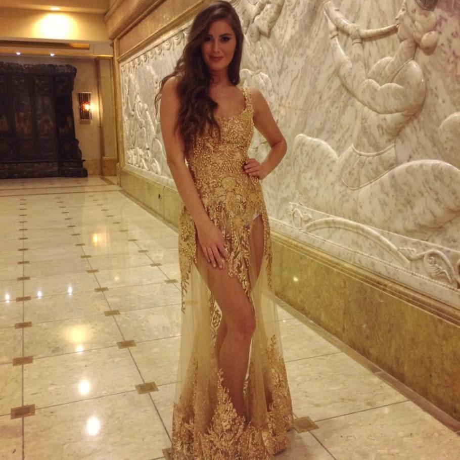 Johanna Acs is chosen as Miss Universe Germany 2016