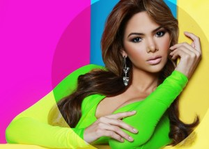 María Lucibeth Bencomo Gudiño from Aragua is one of the Miss Venezuela 2016 Contestants