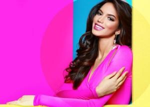 Melanie Alexandra Bermúdez Rivas from Bolívar is one of the Miss Venezuela 2016 Contestants