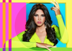 Tulia Rosa María Alemán Ferrer from Falcón is one of the Miss Venezuela 2016 Contestants