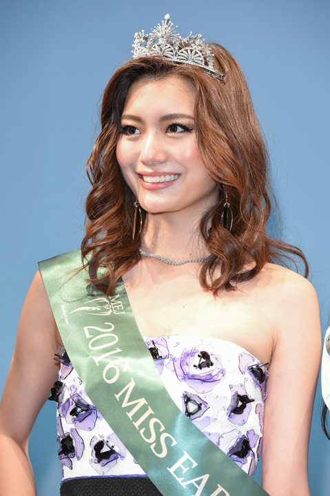 Ami Hachiya crowned Miss Earth Japan 2016