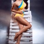 Richa Chaturvedi in Swimsuit, Miss Diva 2016 Swimsuit