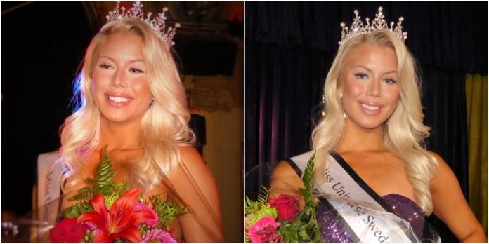 Ida Ovmar is Miss Universe Sweden 2016
