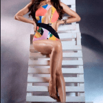 Sakshma Srivastav in Swimsuit, Miss Diva 2016 Swimsuit