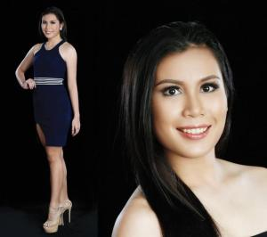 Arah Salientes,is one of the Miss World Philippines 2016 Contestants