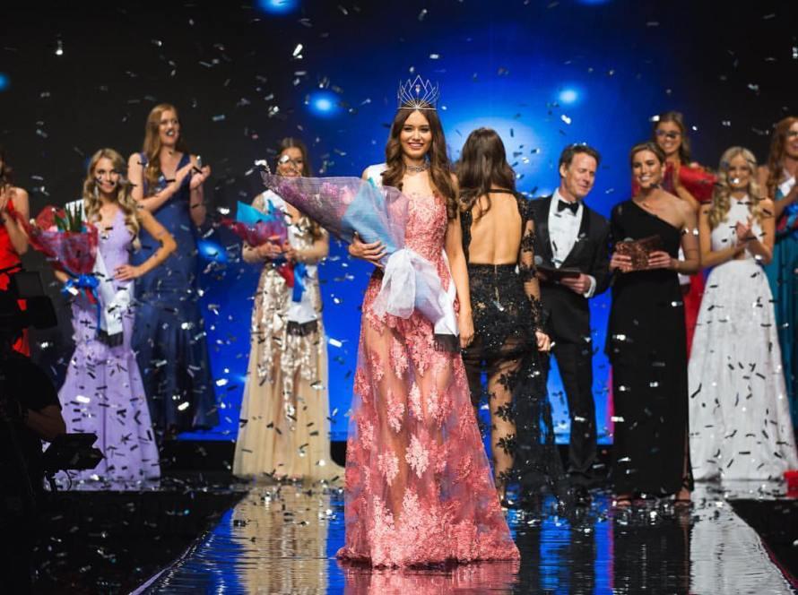 Caris Tiivel won Miss Universe Australia 2016 she will represent Australia at Miss Universe 2016 pageant