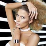 Miss Amazonas-Anjuly Claret De Gouveia Rodríguez during Miss Venezuela 2016 Glam Shots