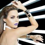 Miss Delta Amacuro -Ysabel Cristina Cedeño Terán during Miss Venezuela 2016 Glam Shots