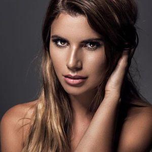 Sara Danielsen,Miss Denamrk is one of the Miss International 2016 contestants